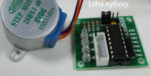 1SET for ULN2003 Driver Board +28YBJ-48 DC5V 4-phase 5-wire Stepper Motor #ZH