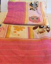 LPS Littlest Pet Shop 2pc Twin Flat Sheet & Pillowcase Bedding