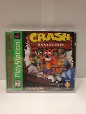 Crash Bandicoot Playstation