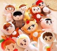 KPOP EXO Plush Toy Stuffed Doll EXO'r DIUM Sehun BaekHyun D.O. XiuMin Chanyeol
