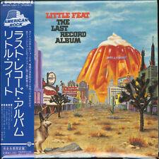 LITTLE FEAT-THE LAST RECORD ALBUM-JAPAN MINI LP CD Ltd/Ed E50