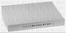 BFC1027 BORG & BECK CABIN AIR FILTER fits Renault Clio II. Kangoo NEW O.E SPEC!