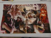 THE NEW MUTANTS MARVEL COVER POSTER PROMOTIONAL  GM1160