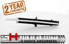 2 NEW FRONT GAS SHOCK ABSORBERS HONDA CR-V (RD1) 10.1995-02.2002 ///GH-332640///