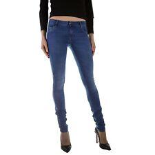 Met Jeans Pantalone Donna Col Denim tg varie  | -63 % OCCASIONE |