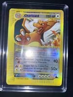 Charizard 146/144 Crystal Skyridge Holo Reverse 2003 Pokemon Card - HP