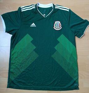 Mexiko Nationalmannschaft - Adidas Trikot - Weltmeisterschaft 20 - Größe XL