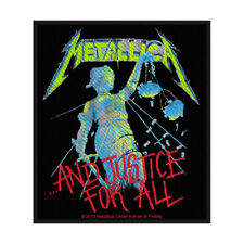 Metallica-And Justice For All Standard Patch