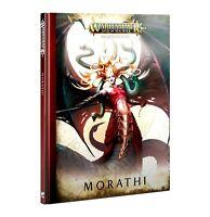 >>  Broken Realms Morathi Book Warhammer AOS Age of Sigmar NEW