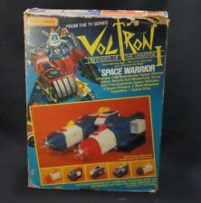 Voltron I Defender Of The Universe Space Warrior Complete w/ Box Matchbox 1984