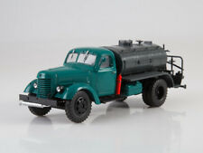 Scale model truck diecast 1:43 ZIS-150 D-251 bitumen spraying machine