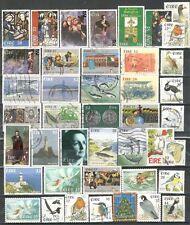 R1479 - IRLANDA 1997 - LOTTO 42 USATI DIFFERENTI - VEDI FOTO