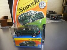 BMW X5 by Matchbox, Limited Edition 1 of 10000, Superfast #14, 35th Anniv. 1/64