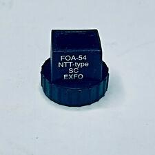 Exfo Foa 54 Sc Adapter Fiber Optic Connector