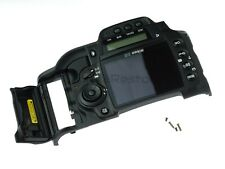 Nikon D3 Original Rear Back Cover With LCD Screen Replacement Part with Screws