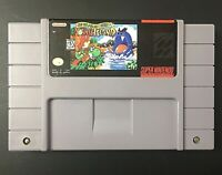 Yoshi's Island Super Mario World 2 Super Nintendo SNES Tested Authentic OEM