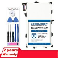LOSONCOER 7500mAh Replacement Battery For Samsung GALAXY Tab 7.7 P6800 P6810