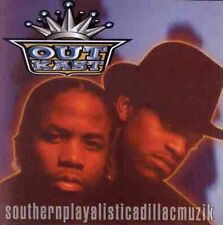 Outkast - Southernplayalisticadillacmuzik CD Big Bou Andre 3000 Goody Mob Cee-Lo
