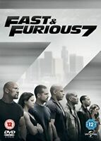 Fast & Furious 7 [DVD] [2017], , Very Good, DVD
