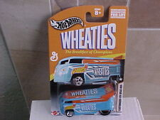 Hot Wheels Special Edition Wheaties VW Drag Bus
