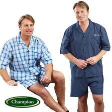 Cotton Blend Pyjama Sets Big & Tall Nightwear for Men