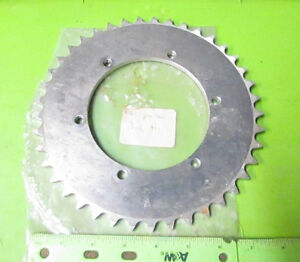 Rickman NOS Montesa 250 VR MX 53M 63M 73M 41 Tooth Rear Sprocket p/n R121 06 341
