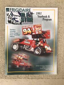 1997 All Star Sprint Car Yearbook Program