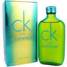 CK Calvin Klein One Summer 2014 EDT 100ML 3.4oz SPRAY free shipping EU