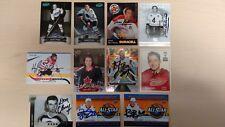 Pierre Pilote Autographed Chicago Blackhawks 2006/07 Parkhurst card #97