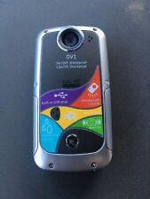 GE Digital FHD Video Camera DV1 Pocket Video Camera Waterproof Shockproof Tested