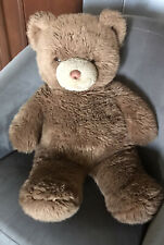 Gund Jumbo Sweet Faced Cuddly Bear 28 inch Great Condition! 1998