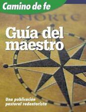 Camino de Fe, Guia del Maestro (Paperback or Softback)