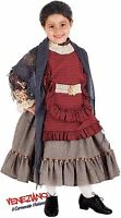 Italian Made Girls Old Lady Grandma Halloween Fancy Dress Costume Outfit 0-10yrs