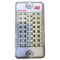 Nasa Marine Easy Light LED Light 300 Lumens Luminaire Cool White 12v Cabin Light