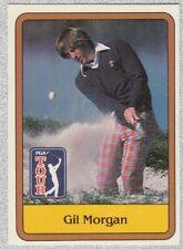 1981 Donruss PGA Golf Gil Morgan #28