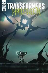 Transformers Halloween Special NM 1:10 Variant Ramondelli IDW 2021