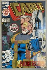 Cable 1 Enhanced Cover Marvel 1993