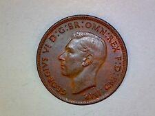 Australia - Half Penny - 1943 - KM# 41