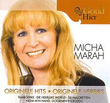 Micha Marah : Goud van Hier (CD)