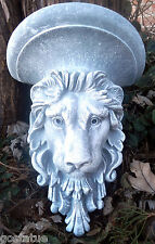 Lion sconce mold plaster concrete casting mould