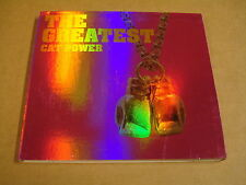 DIGIPACK CD / THE GREATEST CAT POWER