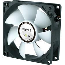 GELID Solutions Silent 9 92mm Ventola In Custodia 1500 RPM,31.3 CFM,20.0 dBA