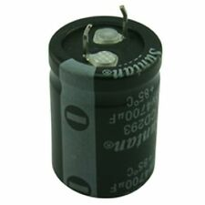 Snap-in electrolítico Radial Capacitor 100uf 400v