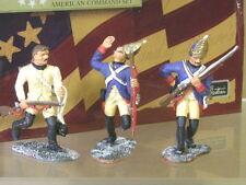 BRITAINS 17286 américain Révolution 1770 Allemand Hessians très bon état en