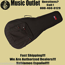 GATOR GL-AC-BASS Acoustic Bass Guitar Lightweight Case - MusicOutlet