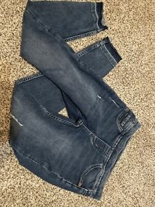 Justice Mid Rise Jeans Jeggings 12