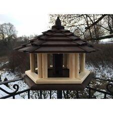 56CM Vogelhaus inkl. Futterspender Vogelfutterhaus Vogelhäu Top-Qualität KSP Z.C