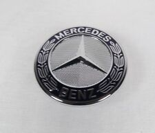 MERCEDES HOOD STAR EMBLEM 14-16 E / 15-16 C CLASS FRONT NEW OEM BADGE symbol