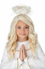 Brand New Golden Angel Blonde Child Wig
