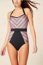 Ladies Swimsuit With Tummy Control Size 24 Never Worn